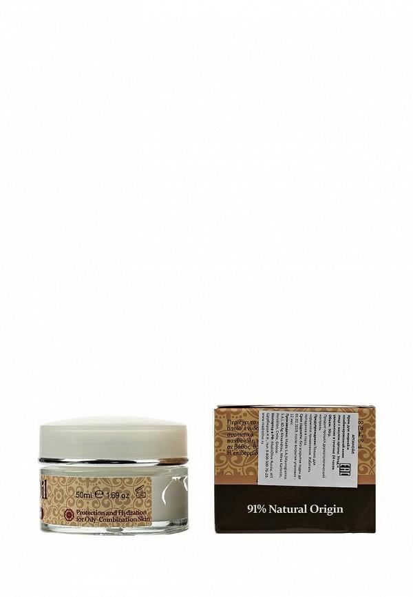 Крем Argan Oil для лица уход 24 ч для жирной и комбинированной кожи, 50 мл