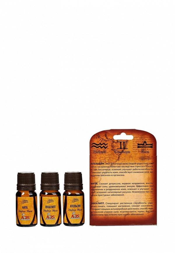 Набор эфирных масел ARS Стихия воздуха (мята, апельсин, эвкалипт), 3шт * 10 мл