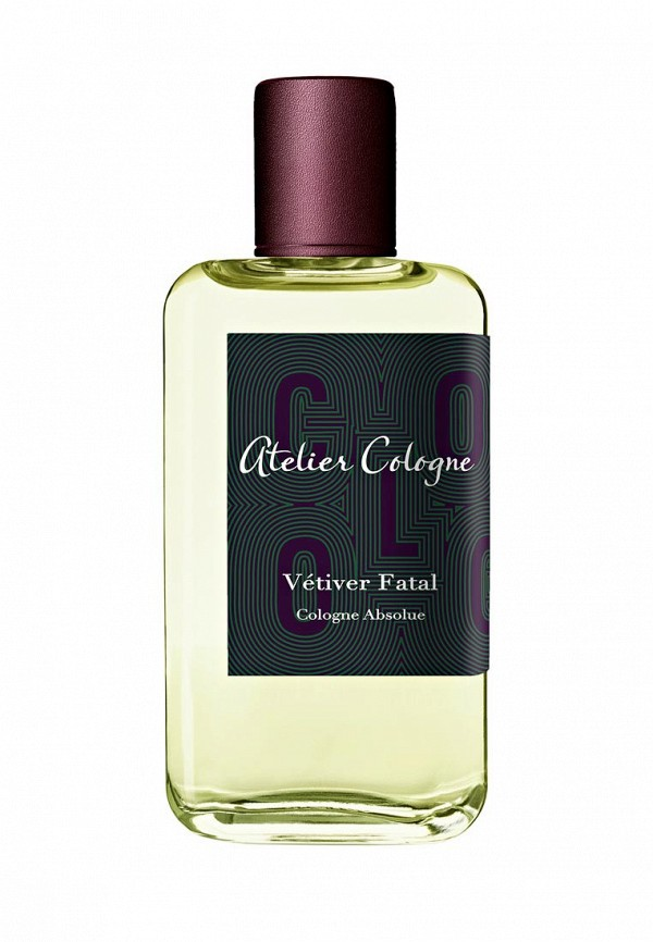 Парфюмированная вода Atelier Cologne VETIVER FATAL Cologne Absolue 100 мл