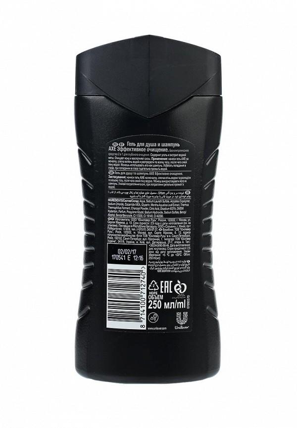 Гель для душа Axe и шампунь Эффективное очищение 250 мл