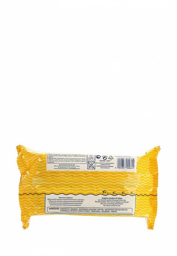 Масляные салфетки Babyline Комфорт, 80 шт