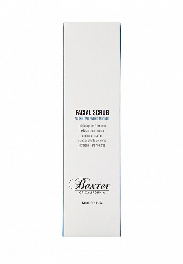 Скраб для лица Baxter of California Очищающий Facial Scrub