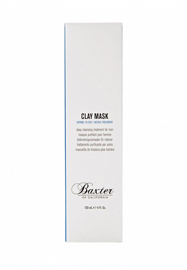 Маска для лица Baxter of California Очищающая Clarifying Clay Mask