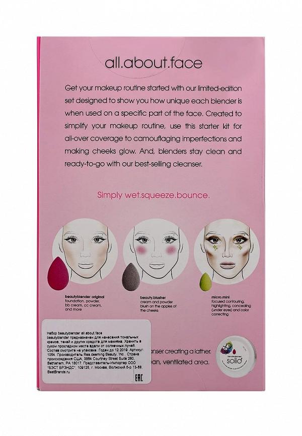 Спонж для макияжа beautyblender beautyblender all.about.face