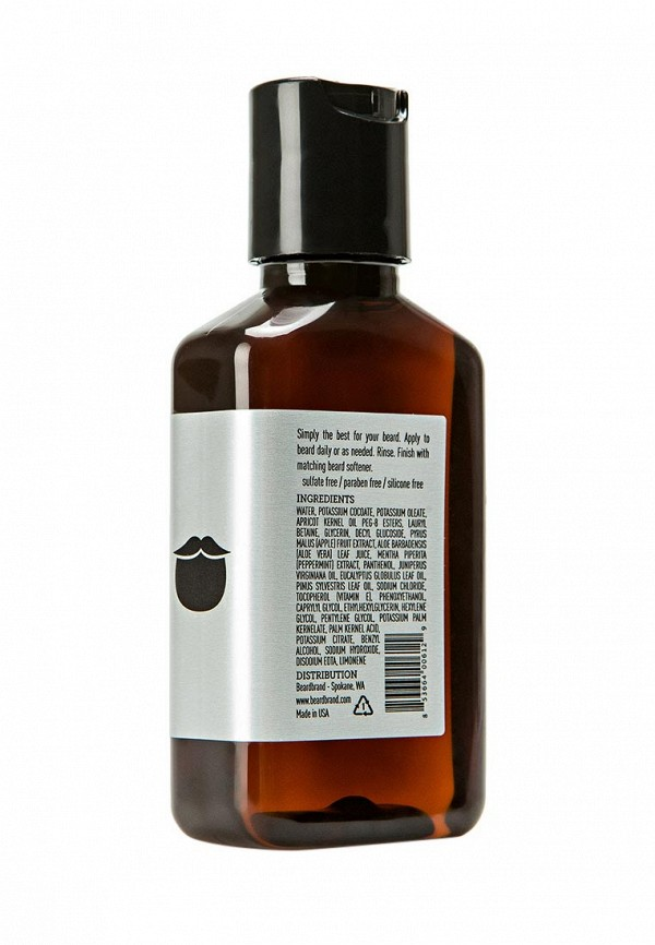 Шампунь Beardbrand для бороды Tree Ranger Beard Wash