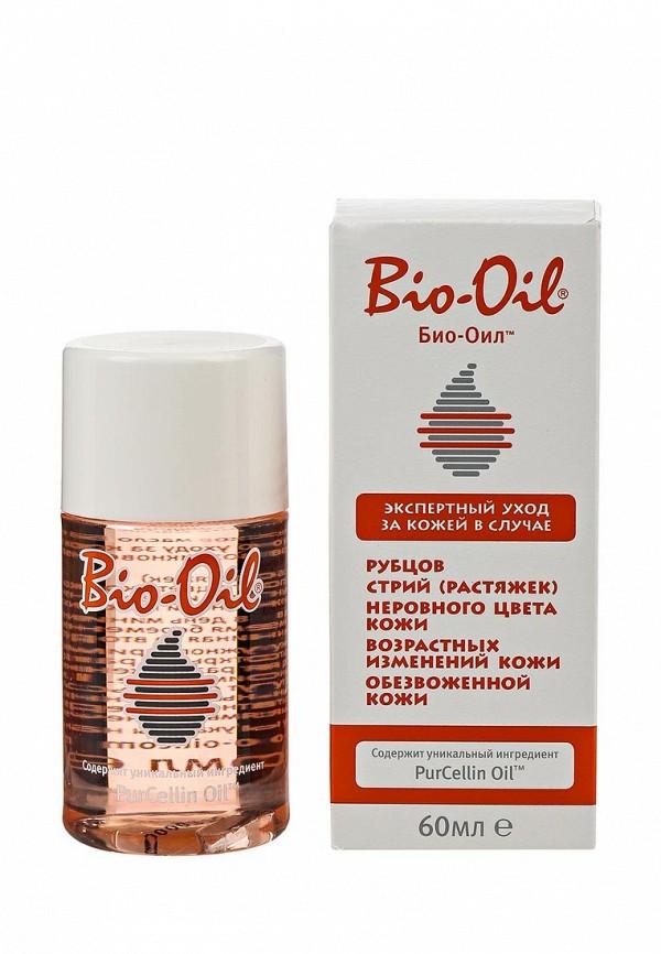 Масло Bio Oil косметическое от шрамов, растяжек, неровного тона, 60 мл