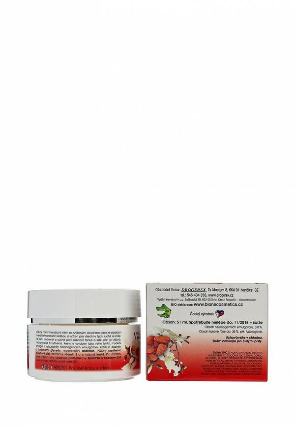 Крем Bione Cosmetics Питательный ночной для лица Миндаль