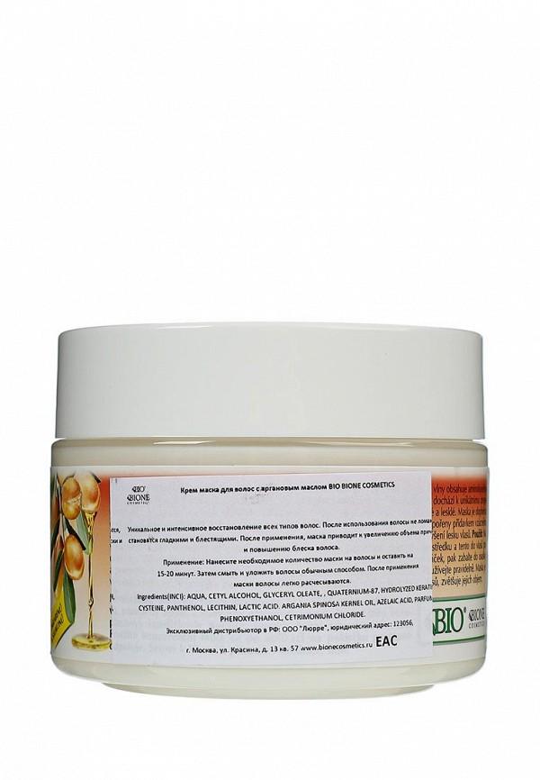Маска для волос Bione Cosmetics для волос с Аргановым маслом