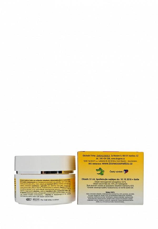 Крем для лица Bione Cosmetics Ночной для лица с гиалуроновой кислотой Гиалуроновая жизнь