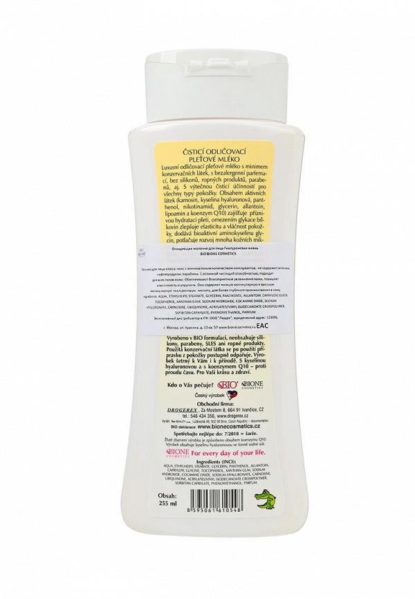 Молочко Bione Cosmetics Очищающее для лица Гиалуроновая жизнь