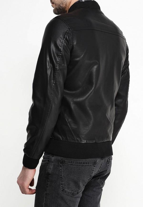 Куртка кожаная B.Men B020-W52 Фото 3