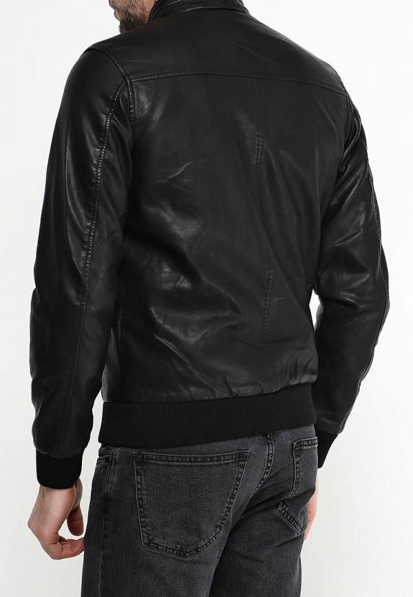 Куртка кожаная B.Men B020-W55 Фото 3