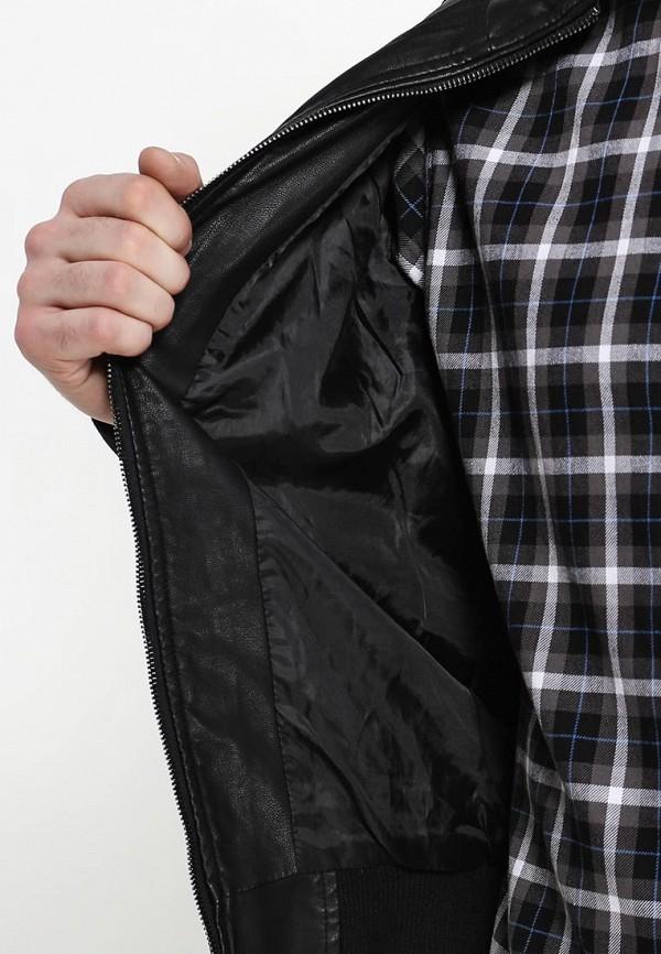 Куртка кожаная B.Men B020-W55 Фото 4