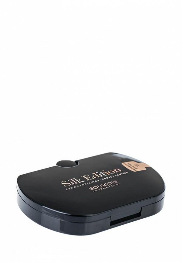 Пудра Bourjois Компактная Silk Edition 55 легкий загар
