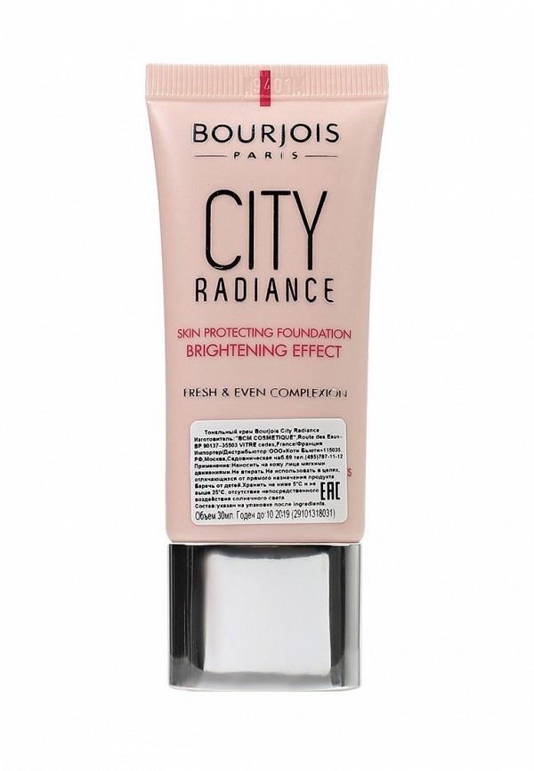 Тональный крем Bourjois City Radiance Тон 01 30 мл