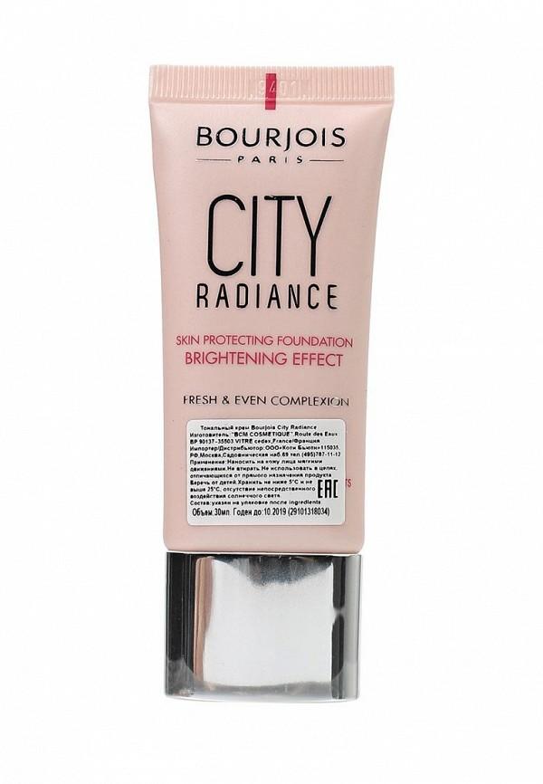 Тональный крем Bourjois City Radiance Тон 04 30 мл