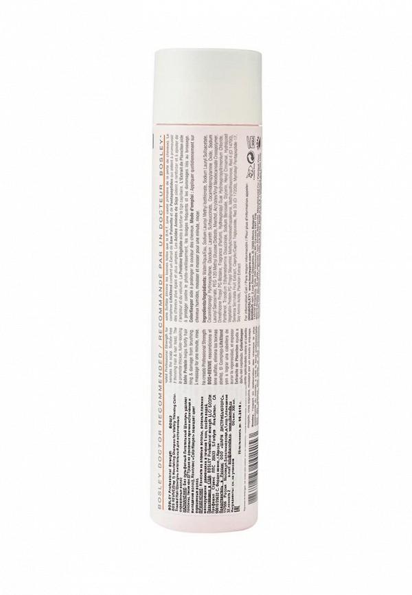 Шампунь Bosley питательный для истонченных окрашенных волос, 300 мл