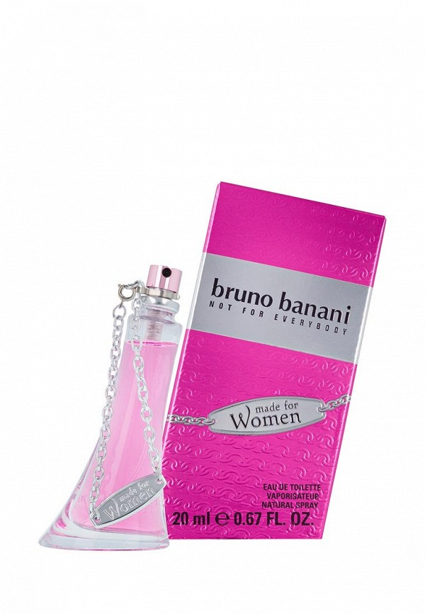Туалетная вода Bruno Banani Made For Woman 20 мл