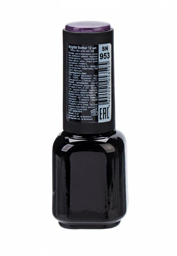 Гель-лак для ногтей Brigitte Bottier Shell Nails тон 953 сиреневый кошачий глаз (упаковка 3 шт)