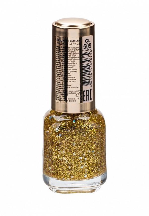 Лак для ногтей Brigitte Bottier Gold Collection, тон 505