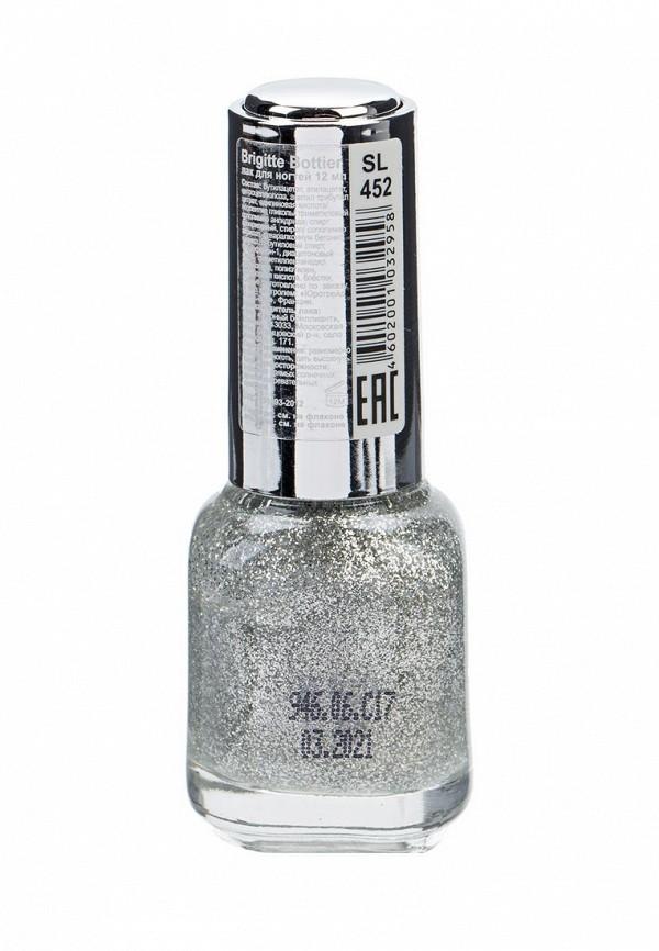 Лак для ногтей Brigitte Bottier Silver Collection, тон  452