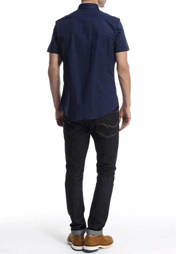 Рубашка с коротким рукавом Burton Menswear London 22D04GNVY: изображение 4
