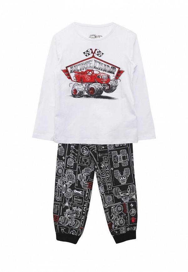 Пижама для мальчика Button Blue 118BBBL97030813