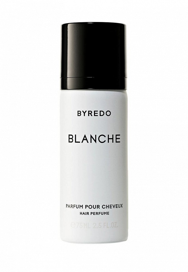 Парфюмерная вода Byredo для волос BLANCHE 75 мл