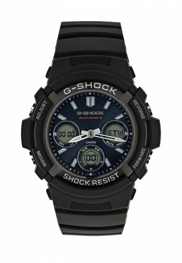 Мужские часы Casio AWG-M100SB-2A