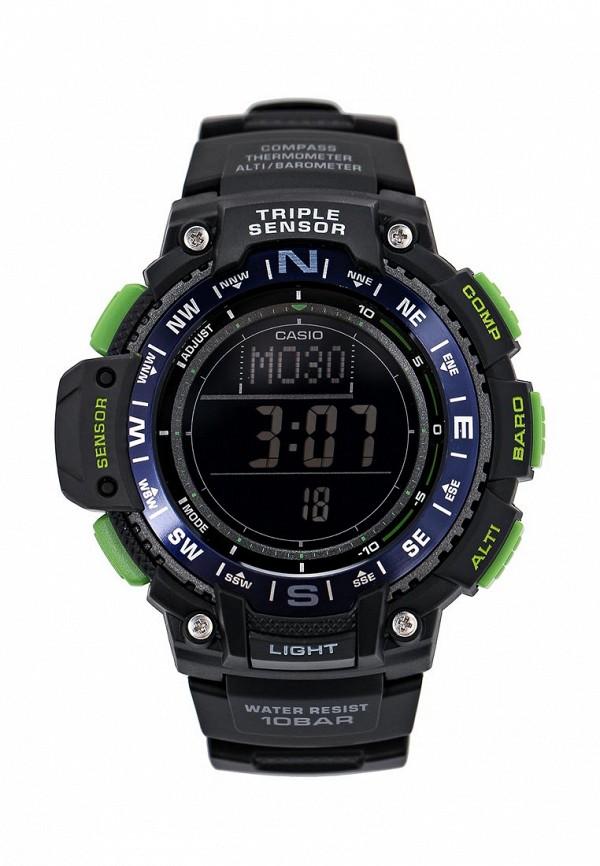 Мужские часы Casio SGW-1000-2B: изображение 7