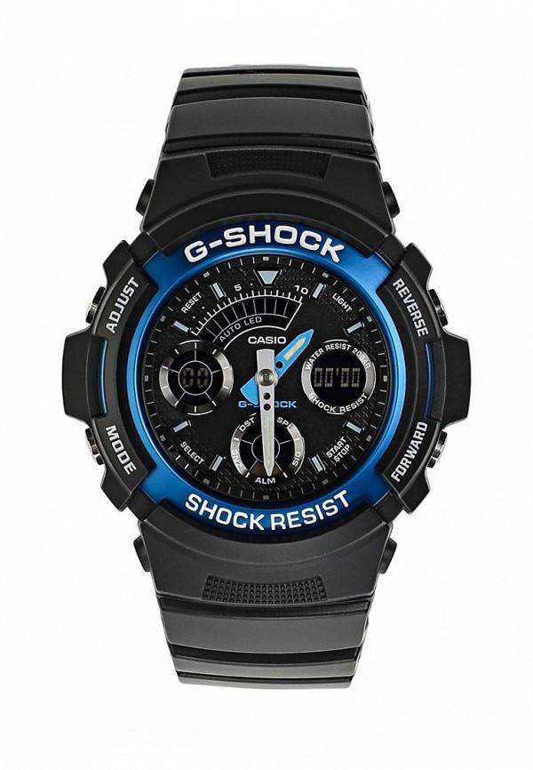Мужские часы Casio AW-591-2A: изображение 11