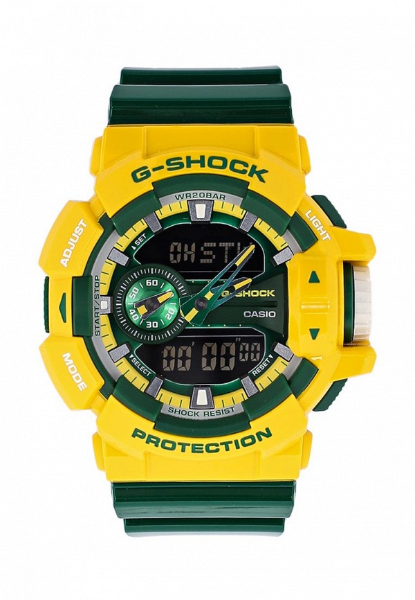 Часы Casio GA-400CS-9A