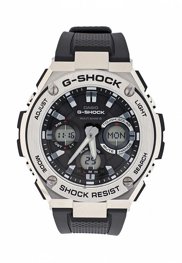 Мужские часы Casio GST-W110-1A: изображение 7
