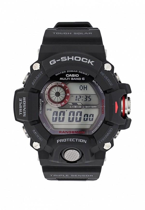 Мужские часы Casio GW-9400-1E: изображение 12