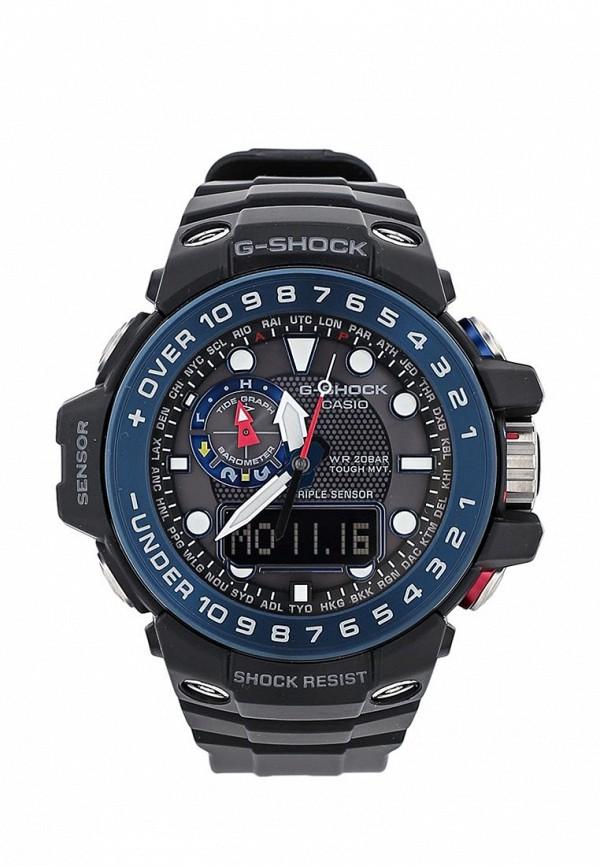 Мужские часы Casio GWN-1000B-1B: изображение 7