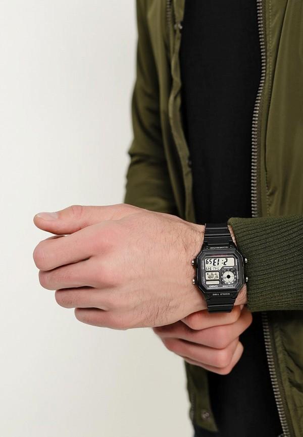 Часы Casio AE-1200WH-1A Фото 4