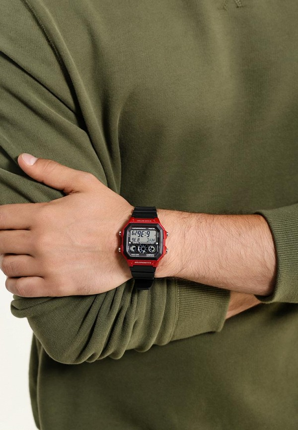 Часы Casio AE-1300WH-4A Фото 4