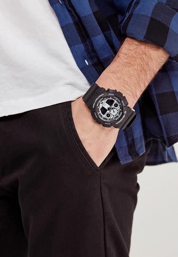Часы Casio GA-100BW-1A Фото 4
