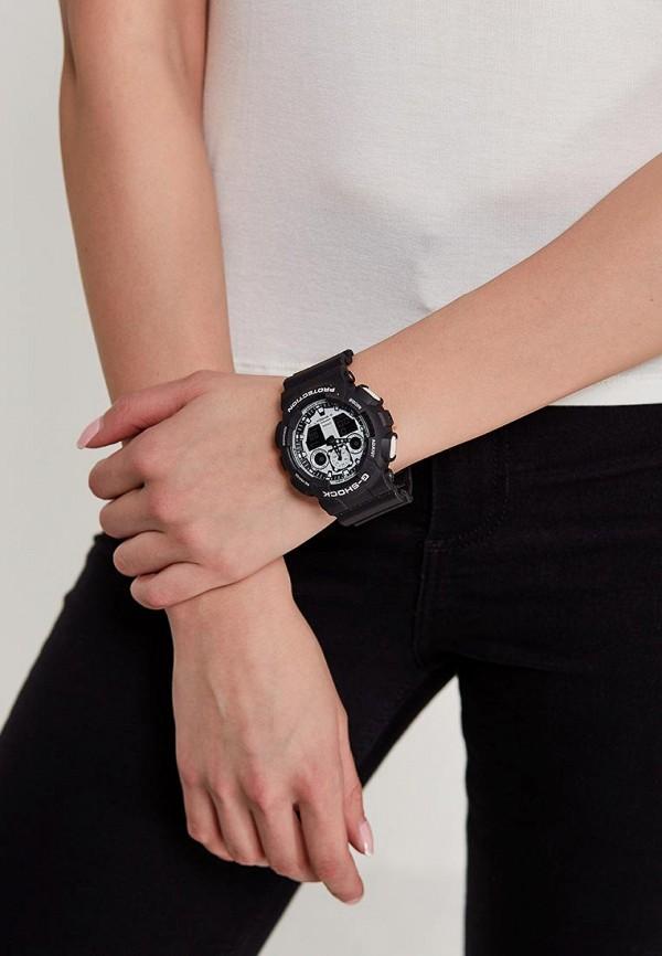 Часы Casio GA-100BW-1A Фото 3