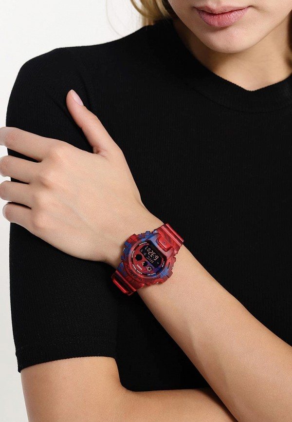 Часы Casio GMD-S6900F-4E Фото 3