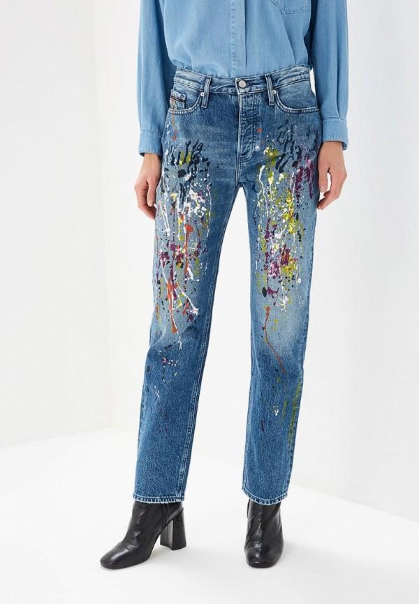 6a1317d0cbc52 Купить Джинсы Calvin Klein Jeans J20J207129 за 9130р. с доставкой
