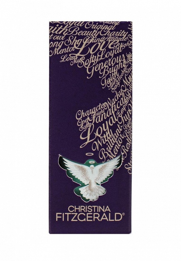 Лак Christina Fitzgerald для ногтей Зеленый чай + Подготовка к покрытию лаком, 12 + 9мл