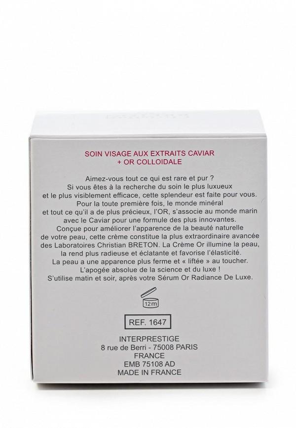 Крем для лица Christian Breton Paris Золотая роскошь для увядающей кожи 50мл