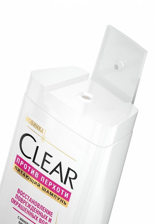 Шампунь Clear Восстановление окрашенных волос, 400 мл