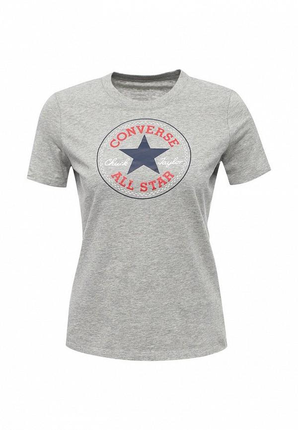 Футболка с коротким рукавом Converse (Конверс) 10001124035