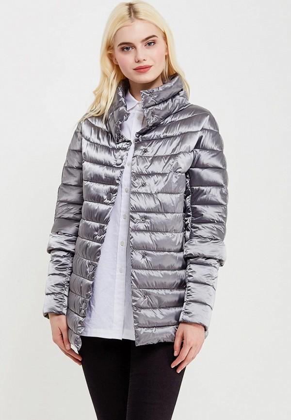 Куртка утепленная Conso Wear SM180112 - metal grey
