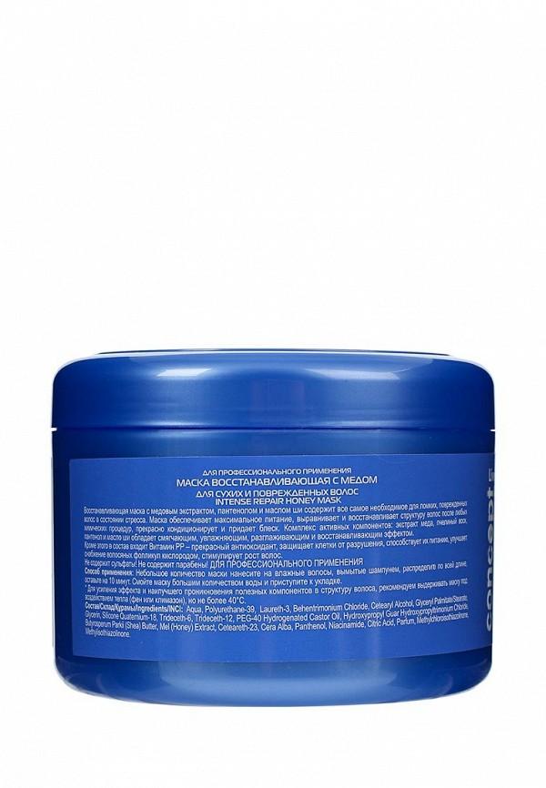 Маска для волос Concept восстанавливающая с медом для сухих и поврежденных волос, 500 мл