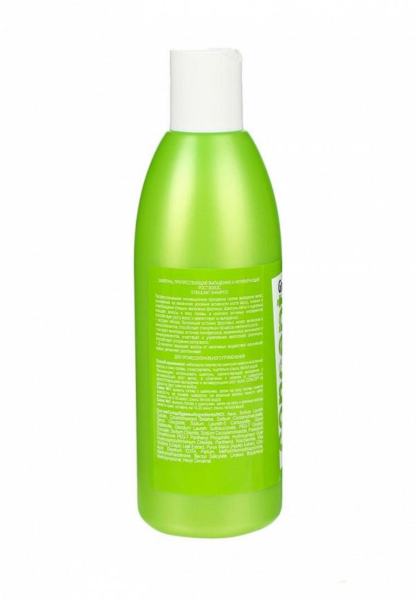 Шампунь Concept препятствующий  выпадению и активирующий рост волос