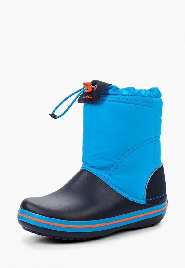 Сапоги для мальчика Crocs 203509-4A5