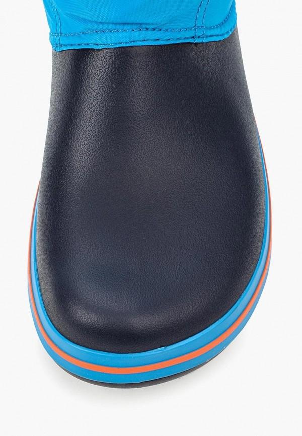 Сапоги для мальчика Crocs 203509-4A5 Фото 4